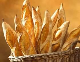 Французький багет: рецепт, як спекти в духовці фото