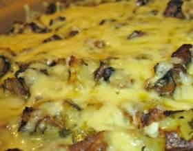 Фрітатта з овочами і картоплею фото