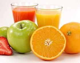 Фруктові та овочеві соки для очищення організму фото