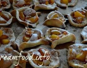 Галети з абрикосами фото