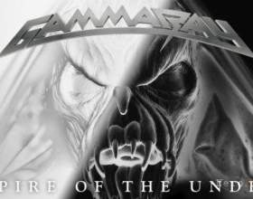 Gamma ray - empire of the undead фото