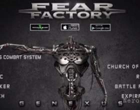 Genexus - fear factory фото