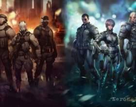 Ghost in the shell online - геймплейний трейлер фото