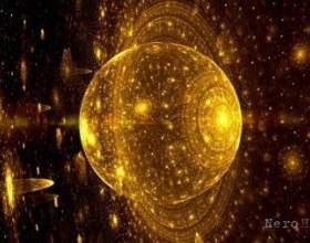 Golden planet - скарб всесвіту фото