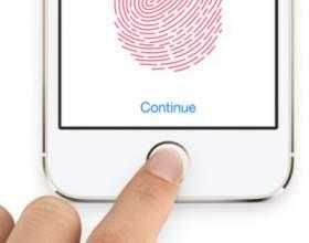 Хакери продемонстрували як обійти біометричний захист iphone 5s фото