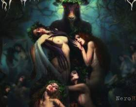 Hammer of the witches - cradle of filth фото