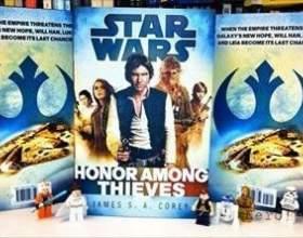 Honor among thieves - james s.a. Corey фото