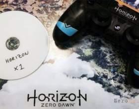 Horizon: zero dawn - майстер-диск готовий і відправлений до друку фото