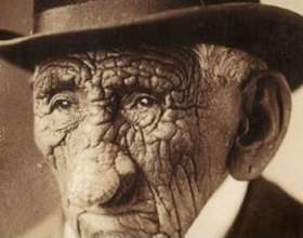 Індіанець по імені ка-nah-be-owey wence жив в трьох століттях фото