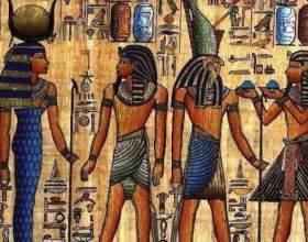 Цікаві факти про давнє єгипті фото