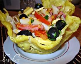 Італійський салат фото