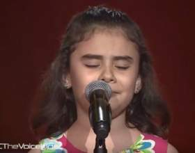 Я плакала обов`язково подивіться !!!!! Пісня сирійської дівчинки змусила плакати весь зал. Відео фото