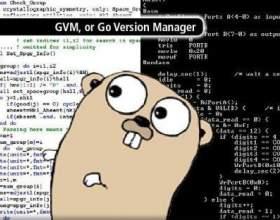Мова програмування go фото