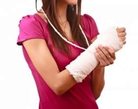 Ефективне знеболювальне при переломах кісток фото