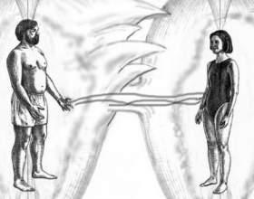 Енергетика духовної людини і заблокованого від потоків божественних енергій фото