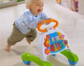 Як швидко навчити дитину самостійно ходити? фото