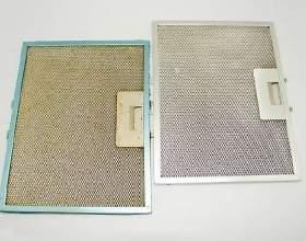 Як легко відмити фільтр кухонної витяжки будинку? фото