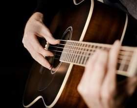 Як навчитися грати акорди на гітарі? фото