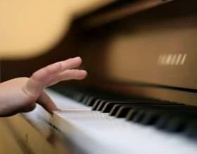 Як навчитися грати на фортепіано? фото