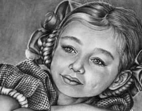 Як навчитися малювати портрети олівцем? фото