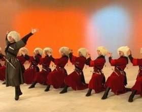 Як навчитися танцювати лезгинку будинку? фото