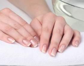 Як відбілити нігті? фото