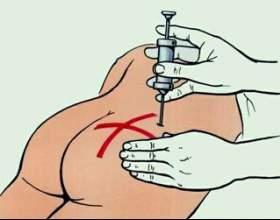 Як правильно робити уколи? фото