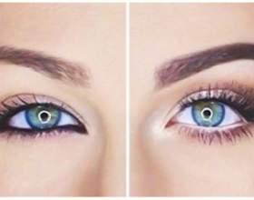 Як правильно фарбувати очі? фото