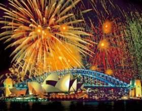 Як святкують новий рік в різних країнах світу фото