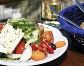 Як приготувати грецький салат фото