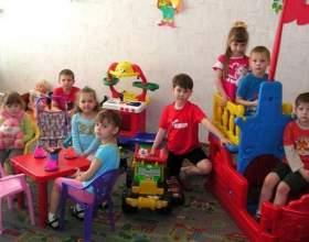 Як привчити малюка до дитячого садка фото