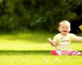 Як «розговорити» малюка? фото