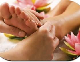 Як самостійно зробити терапевтичний масаж стоп фото