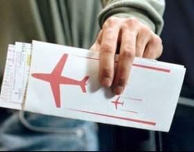 Як здати квиток на літак? фото