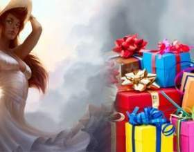 Як зробити подарунок коханій жінці фото