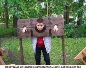 Як виховати дитину правильно? Самостійність дитини фото