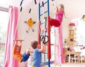 Як вибрати дитячий спортивний комплекс для дому фото