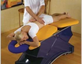 Як вибрати масажний стіл? фото