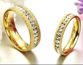 Як вибрати золоте кільце? фото
