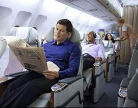 Як забронювати місце в літаку? фото