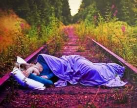 Як заснути за одну хвилину фото