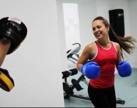 Які м`язи розвиваються при заняттях боксом фото