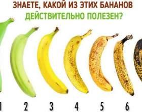 Який банан вибрати, щоб бути здоровішими? фото