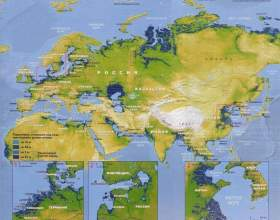 Карта затоплення землі: європа, азія, північна африка фото