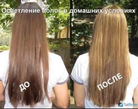 Кефір для освітлення волосся фото