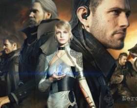 Kingsglaive: final fantasy xv - перші 12 видовищних хвилин майбутньої анімаційної стрічки фото