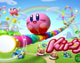 Kirby and the rainbow curse в 2015 році для wii u фото