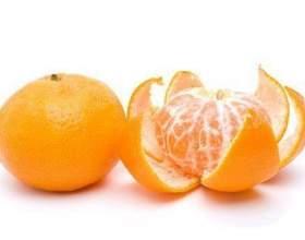 Шкірка мандаринів - величезна користь! фото