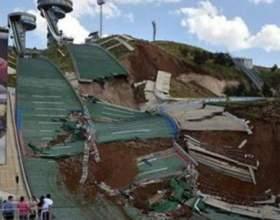 Великий зсув в туреччині (фото) фото
