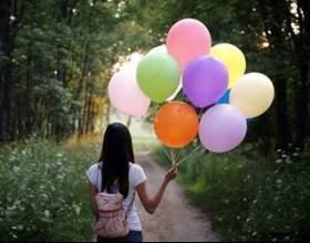 Куди відлітають повітряні кульки? фото